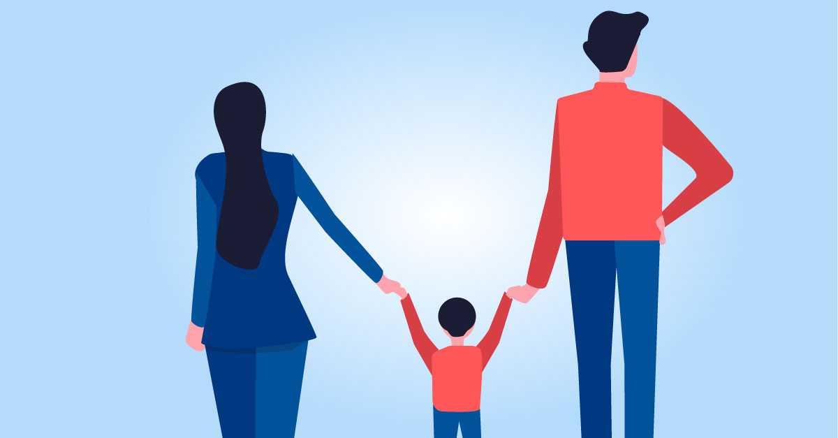 Pais que aderiram à guarda compartilhada