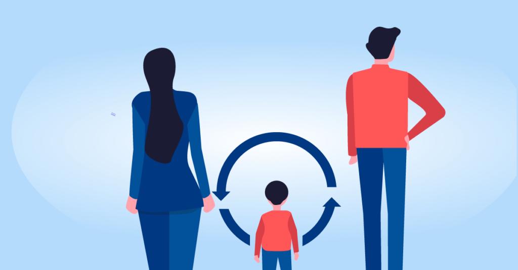 Veja quais os riscos a guarda alternada pode trazer para você e sua família