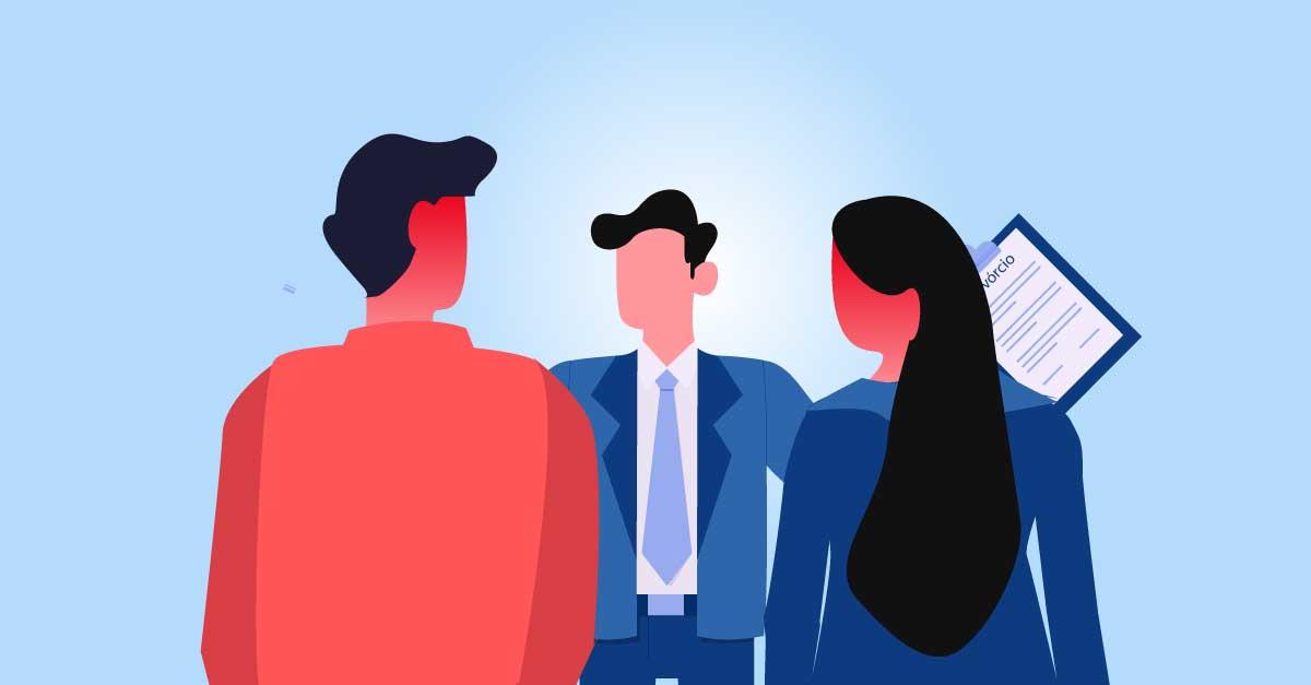 Divórcio Litigioso, você sabe como funciona? Saiba agora, de forma prática, o passo a passo da separação litigiosa