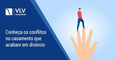 conflitos de casal que acabam em divórcio