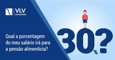 PENSÃO ALIMENTÍCIA | QUAL PORCENTAGEM A PAGAR EM 2020?
